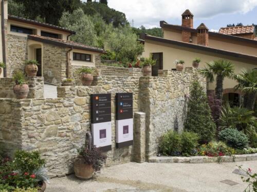 Villa Cilnia restaurant e room 03