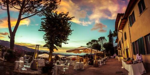 Villa Cilnia restaurant e room 06