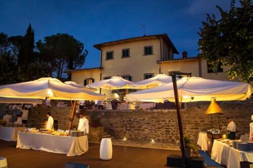 Villa Cilnia restaurant e room 08