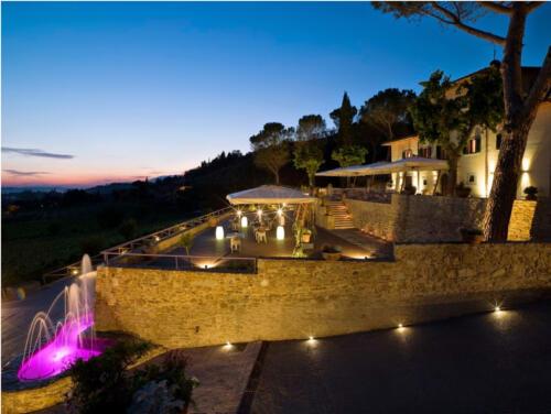 Villa Cilnia restaurant e room 09