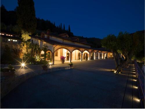 Villa Cilnia restaurant e room 10