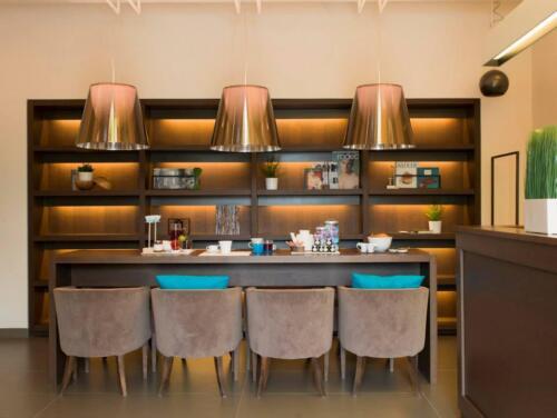 Villa Cilnia restaurant e room 12