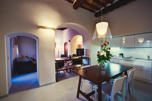 Villa Cilnia restaurant e room 15