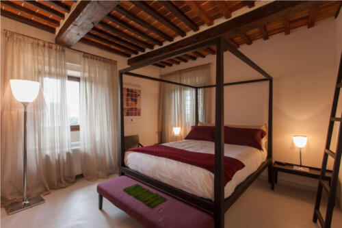 Villa Cilnia restaurant e room 16